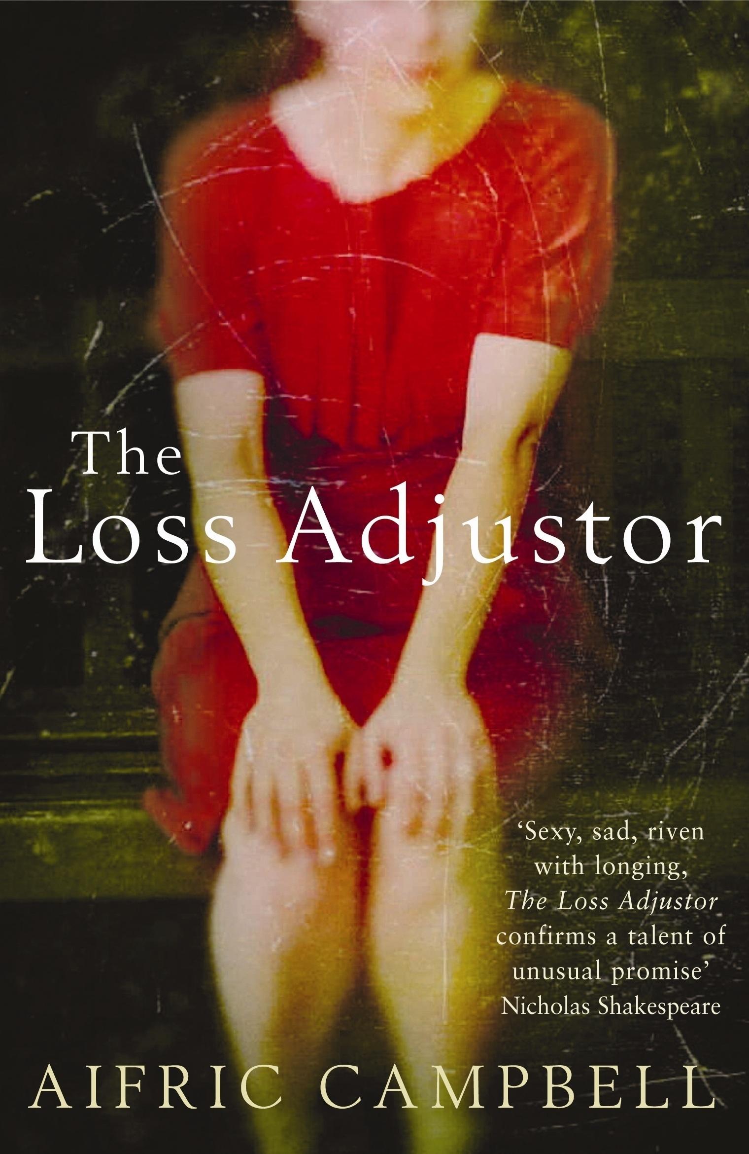 LossAdj paperback thumbnail